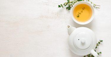 thé soin visage